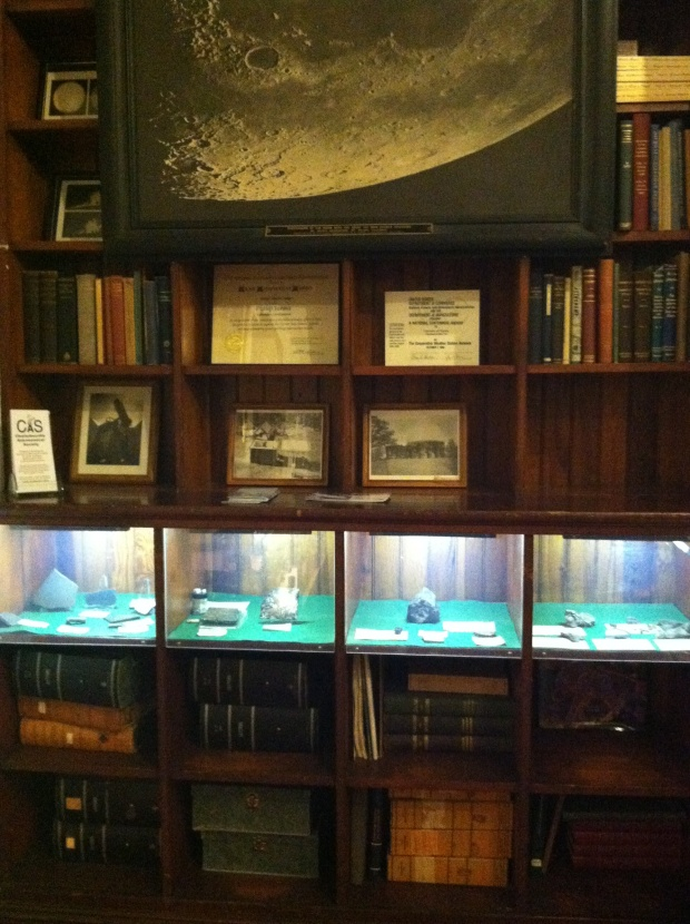 Another of the museum's exhibits.